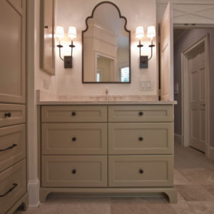 Sandy Springs - Master Bathroom