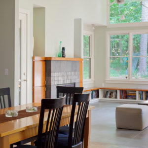 Woodside Hills - Informal Dining Area