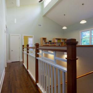 Woodside Hills - Mezzanine