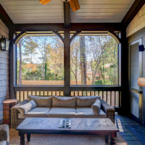 Chastain Park - Screened Porch