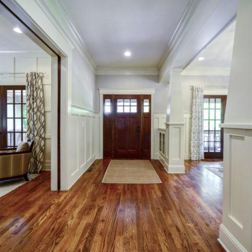 Peachtree Park - Foyer