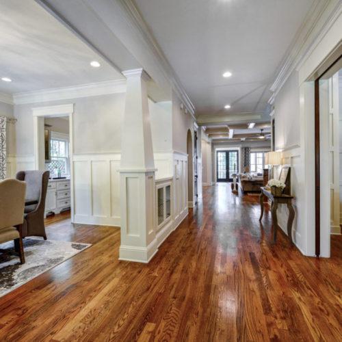 Peachtree Park - Hallway & Entry Way