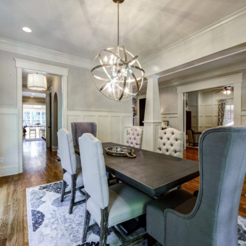 Peachtree Park - Dining Room