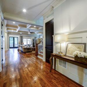 Peachtree Park - Hallway
