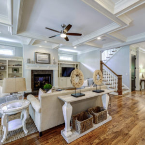 Peachtree Park - Family Room
