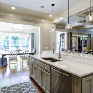 Peachtree Park - Master Kitchen