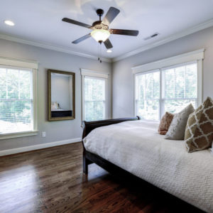 Peachtree Park - Guest Bedroom