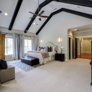 Peachtree Park - Master Bedroom