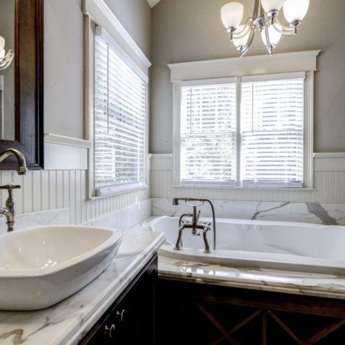 Peachtree Park - Master Bathroom