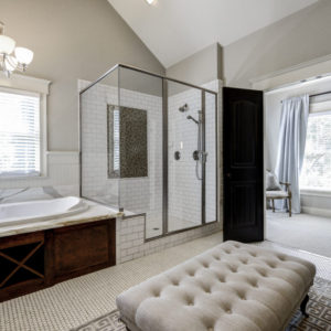 Peachtree Park - Master Bathroom