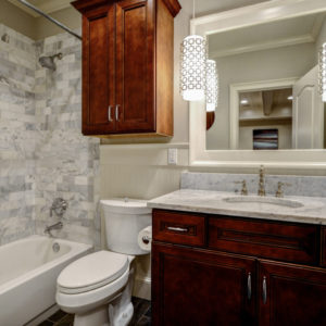 Peachtree Park - Guest Bathroom