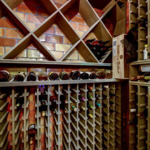 Peachtree Park - Wine Cellar