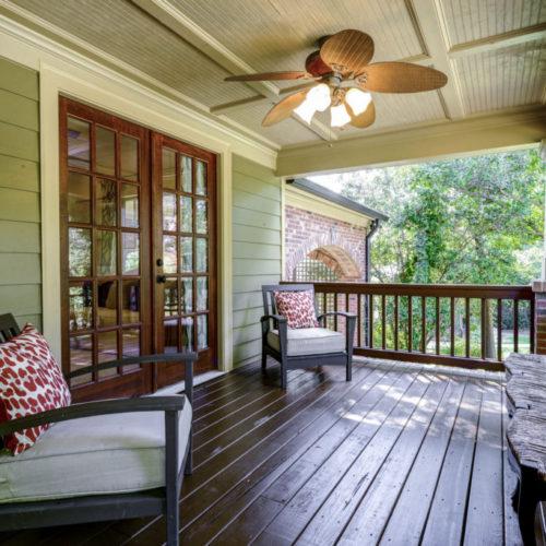 Peachtree Park - Front Porch
