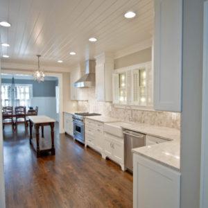 Hanover West - Kitchen